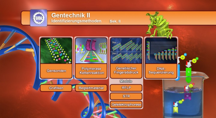 Gentechnik II - Identifizierungsmethoden