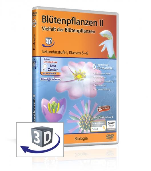 Blütenpflanzen II - Vielfalt der Blütenpflanzen
