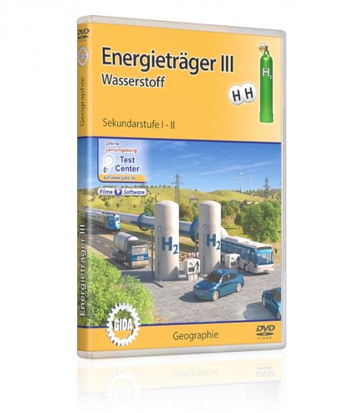 Energieträger III - Wasserstoff