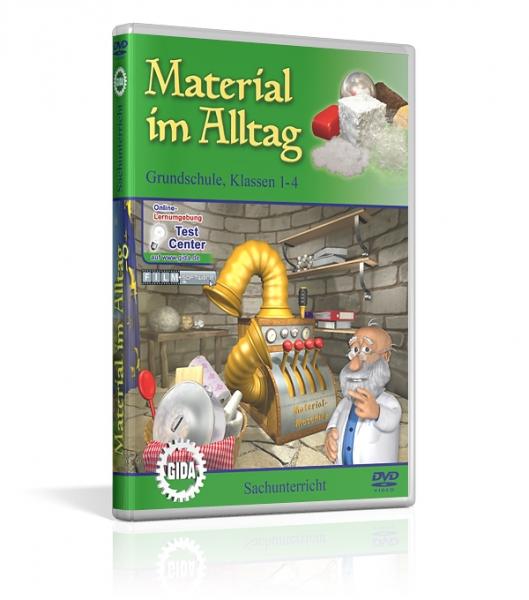 Material im Alltag
