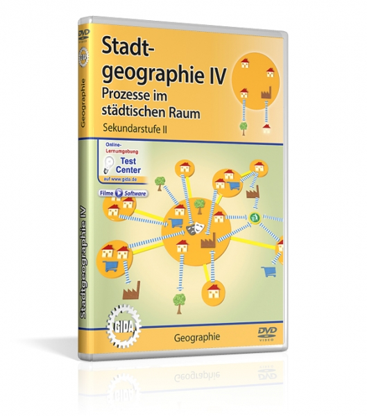 Stadtgeographie IV - Prozesse im städtischen Raum