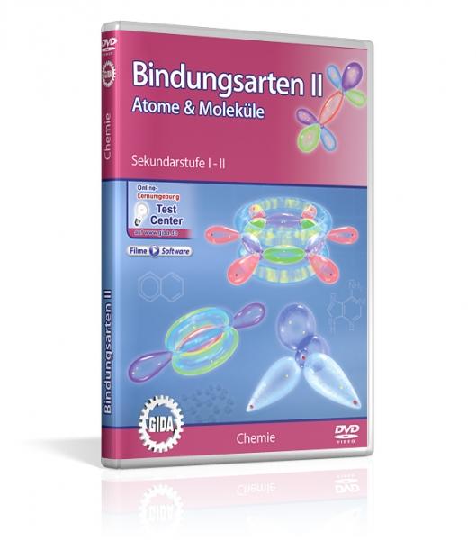 Bindungsarten II - Atome & Moleküle