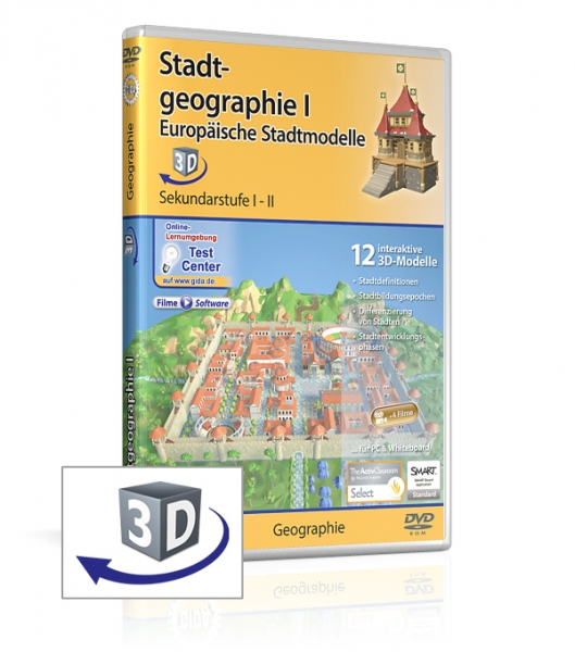 Stadtgeographie I - Europäische Stadtmodelle