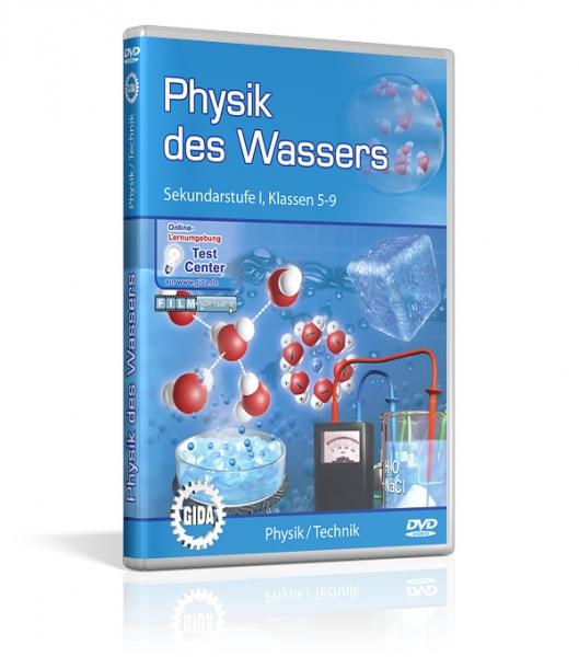 Physik des Wassers