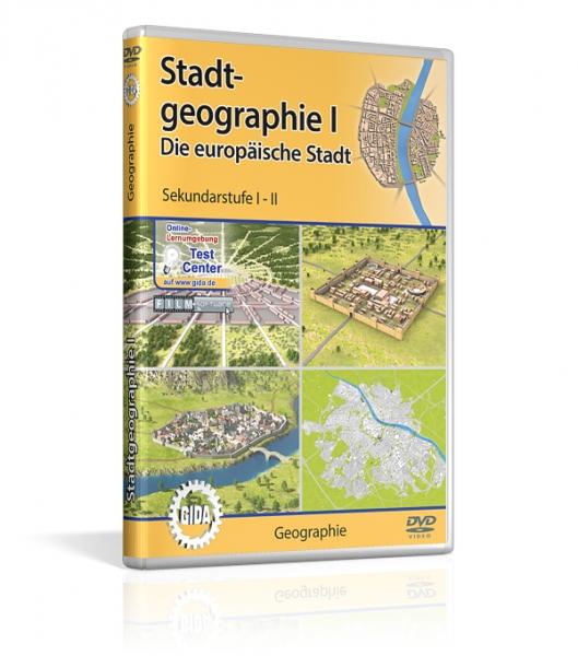 Stadtgeographie I - Die europäische Stadt