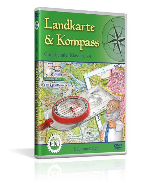 Landkarte & Kompass