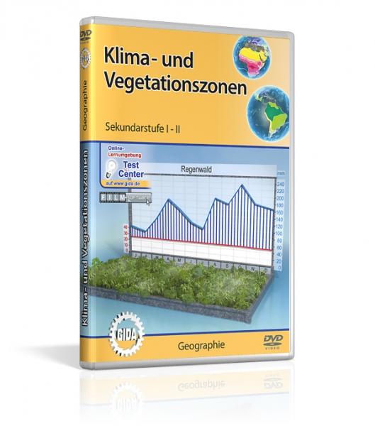 Klima- und Vegetationszonen