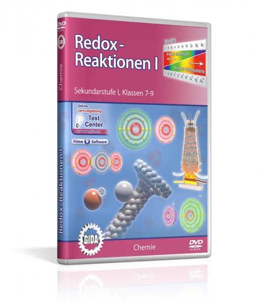 Redox-Reaktionen I | Filme | Chemie | Fachbereiche | GIDA
