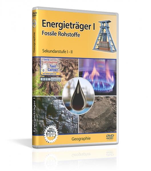 Energieträger I - Fossile Rohstoffe