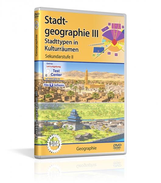 Stadtgeographie III - Stadttypen in Kulturräumen