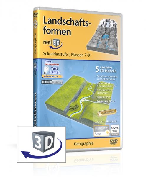 Landschaftsformen