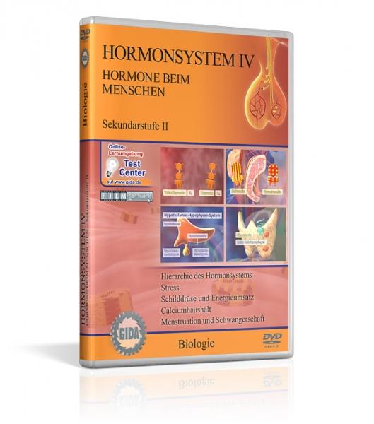 Hormonsystem IV - Hormone beim Menschen