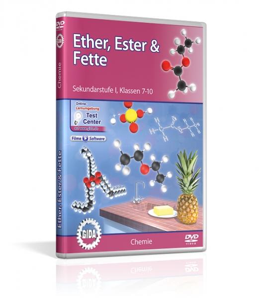 Ether, Ester & Fette