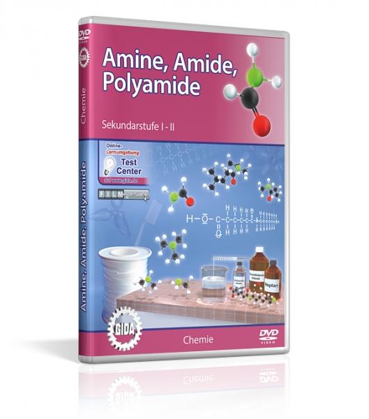 Amine, Amide, Polyamide