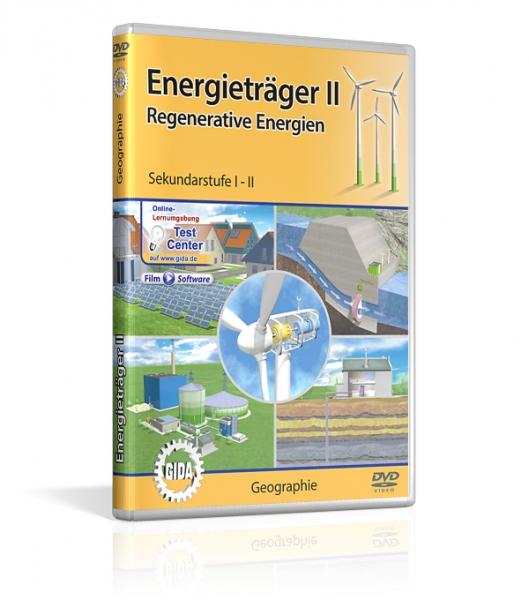Energieträger II - Regenerative Energien