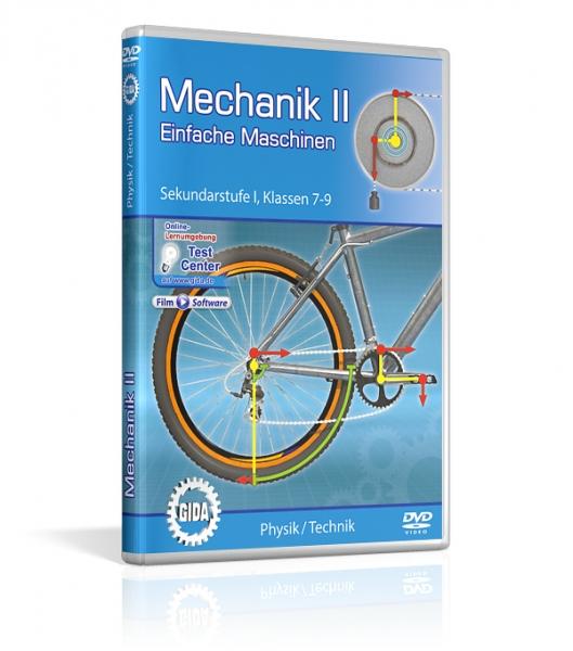 Mechanik II - Einfache Maschinen