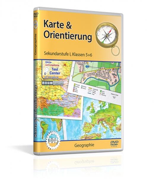 Karte & Orientierung
