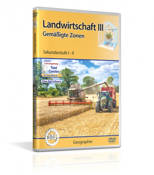 Landwirtschaft III - Gemäßigte Zonen