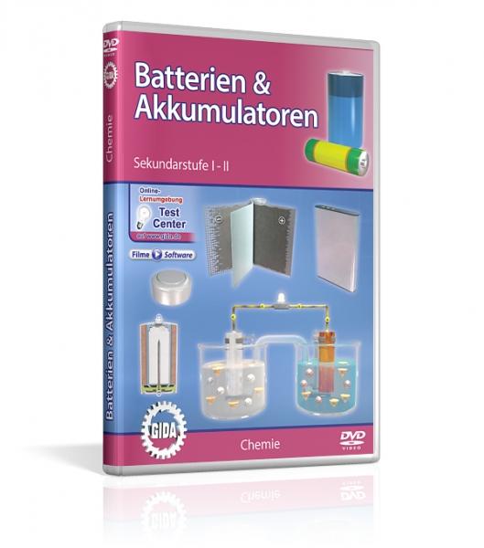 Batterien & Akkumulatoren