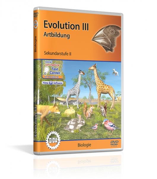 Evolution III - Artbildung