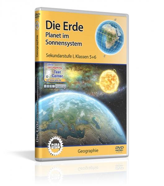 Die Erde - Planet im Sonnensystem
