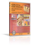 Geruch & Geschmack - Die chemischen Sinne - Schulfilm (DVD)