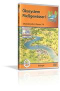 Ökosystem Fließgewässer I - Schulfilm (DVD)