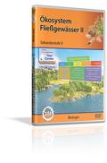 Ökosystem Fließgewässer II - Schulfilm (DVD)