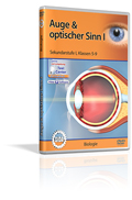 Auge & optischer Sinn I - Schulfilm (DVD)