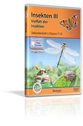 Insekten III - Vielfalt der Insekten - Schulfilm (DVD)