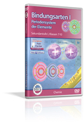 Bindungsarten I - Periodensystem der Elemente - Schulfilm (DVD)