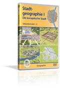 Stadtgeographie I - Die europäische Stadt - Schulfilm (DVD)