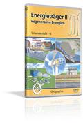 Energieträger II - Regenerative Energien - Schulfilm (DVD)