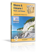 Meere & Ozeane I - Nord- und Ostsee - Schulfilm (DVD)