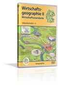 Wirtschaftsgeographie II - Schulfilm (DVD)