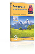 Tourismus I - Urlaub in Deutschland - Schulfilm (DVD)