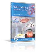 Wärmelehre I - Temperatur und Wärme - Schulfilm (DVD)