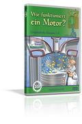Wie funktioniert ein Motor? - Schulfilm (DVD)