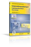 Unternehmensformen I - Kapitalgesellschaften: AG & GmbH - Schulfilm (DVD)